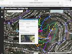 Mount Davidson Trail Map Web Application